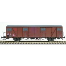 Exact-Train EX20727 - DR Gbs 1518 Nr. 151 7 528 Güterwagen Bremserbühne mit Farbflächen Epoche IV