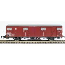 Exact-Train EX20734 - DB Gbs-uv 254 Nr. 155 9 035 Güterwagen Bremserbühne mit DB Emblem Epoche Iva/b