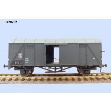Exact-Train EX20752 - NS Bremen gedeckter Wagen Nr. 2