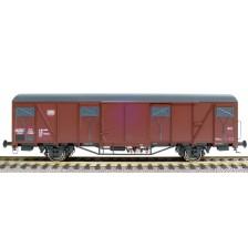 Exact-Train EX20780 - DB Gbs 254 Nr. 150 7 558 Güterwagen mit DB Emblem mit Farbflächen