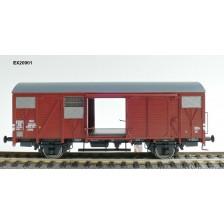 Exact-Train EX20901 - NS NS S-SHO EUROP met aluminium Luchtroosters Nr. 6845 III