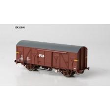 Exact-Train EX20905 - NS Gs-t 1430 Van G&L met bruine Luchtrooster Nr. 1200 531-1 IV