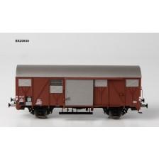 Exact-Train EX20930 - SBB CFF K4 mit aluminium Luftklappen Epoche III Nr. 50081