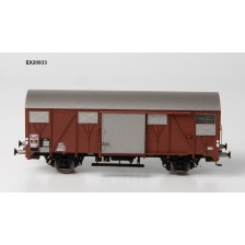 Exact-Train EX20933 - SBB CFF K4 EUROP mit aluminium Luftklappen Epoche III Nr. 50621