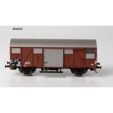 Exact-Train EX20935 - SBB CFF Gs EUROP mit aluminium Luftklappen Epoche IV Nr. 1202 806-1