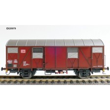 Exact-Train EX20979 - DB Gs-uv 212 mit aluminium Luftklappen Epoche V Nr. 131 2153-6