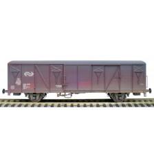Exact-Train EX22029 - NS Gbs EUROP Güterwagen Nr. 150 1215-4 Epoche IV (Verschmutzt)