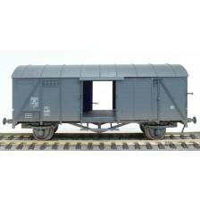 Exact-Train EX22074 - NS X-CHG EUROP gedeckter Wagen Epoche III (Verschmutzt)