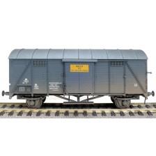 Exact-Train EX22075 - NS CHGZ RIV 'Los gestort graan' gedeckter Wagen Epoche III (Verschmutzt)