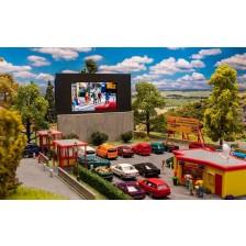 Faller 130880 - Drive-in bioscoop