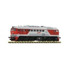 Fleischmann 725210 - RZD Diesellokomotive M62 (DC)