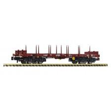 Fleischmann 826709 - FS 4-achsiger Flachwagen, Gattung Rmms