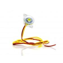 Brawa 94700 - LED Verlichtingsarmatuur, warm wit