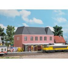 Busch 1661 - Bahnhof Bad Bentheim