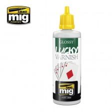 AMMO of Mig Jimenez MIG-2053 - Lucky Varnish Glossy