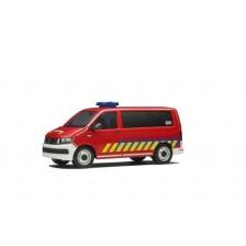 Herpa 930963 - VW T6 Belgische Brandweer (B)
