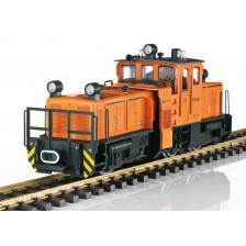 LGB 21671 - Gleisbau Schienenreinigungslok