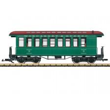 LGB 36813 - US WW & FRy Personenwagen