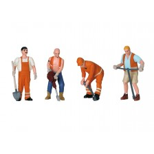 LGB 53003 - Set figuren werkers