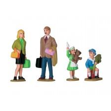 LGB 53004 - Set figuren gezin
