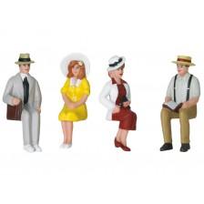 LGB 53010 - Figuren-Set Amerika