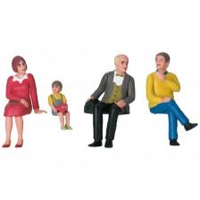 LGB 53011 - Figuren-Set Nostalgie