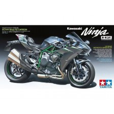 Tamiya 14136 - Kawasaki Ninja H2 Carbon Edition 1/12