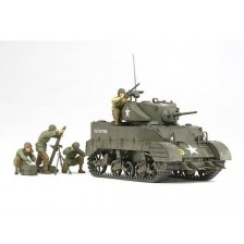 Tamiya 35313 - M5A1 US Light Tank 1/35