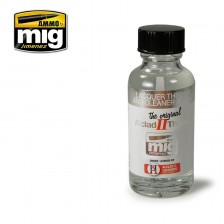 AMMO of Mig Jimenez MIG-8200 - Alclad II Lacquer Thinner & Cleaner ALC307