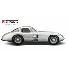 """Legrand LE102 - Mercedes-Benz 300 SLR """"Uhlenhaut Coupé"""" 1/8"""