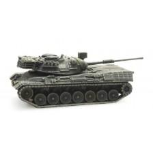 Artitec 6160042 - Leopard 1 Gelboliv voor treintransport Bundeswehr