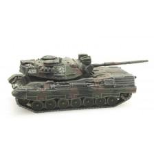 Artitec 6160043 - Leopard 1A1A2 Flecktarn voor treintransport