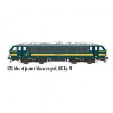 LS Models 12595S - SNCB/NMBS Elektrolokomotive 1211 HLE12 (AC Sound)