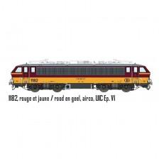 LS Models 12093 - SNCB/NMBS Elektrolokomotive 1182 HLE11 (DC)