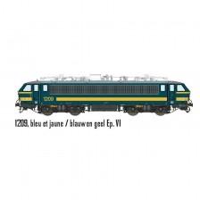 LS Models 12596S - SNCB/NMBS Elektrolokomotive 1209 HLE12 (AC Sound)
