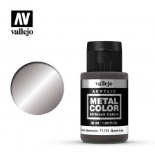 Vallejo Metal Color 77.721 - Burnt Iron
