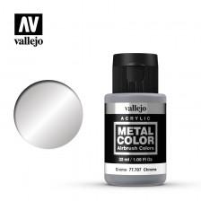 Vallejo Metal Color 77.707 - Chrome