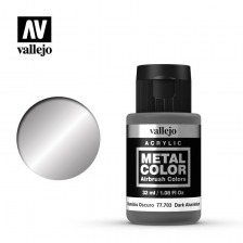 Vallejo Metal Color 77.703 - Dark Aluminum