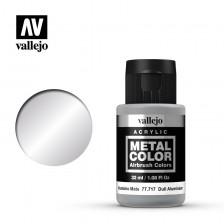 Vallejo Metal Color 77.717 - Dull Aluminum