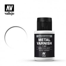 Vallejo Metal Color 77.657 - Gloss Metal Varnish