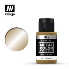 Vallejo Metal Color 77.725 - Gold