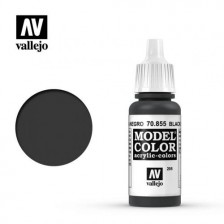 Vallejo Model Color 70.855 - Black Glaze 205