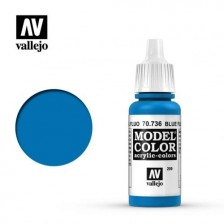 Vallejo Model Color 70.736 - Blue Fluorescent 209