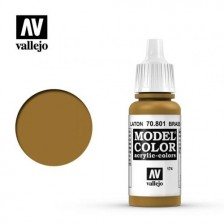 Vallejo Model Color 70.801 - Brass 174