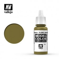 Vallejo Model Color 70.998 - Bronze 175