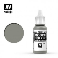 Vallejo Model Color 70.864 - Natural Steel 178
