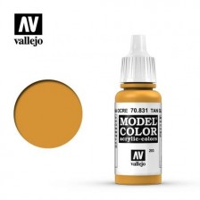 Vallejo Model Color 70.831 - Tan Glaze 203