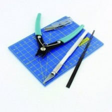 Model Craft PTK1009 - Plastic Modelling Tool Set