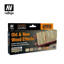 Vallejo Model Air 71.187 - Old & New Wood Effects
