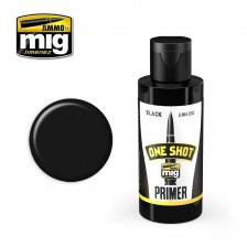 AMMO of Mig Jimenez MIG-2023 - One Shot Primer Black